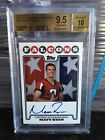 2008 MATT RYAN ROOKIE PREMIER AUTO BGS 9.5 10 RC LOW POP