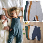 USA Baby Boy Girl Toddler Newborn Romper Jumpsuit Bodysuit Clothes Outfit 0 24M