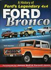 A History of Fords Legendary 4x4 Ford Bronco Ranger Explorer Manual book CT634