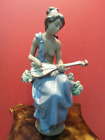 Lladro 12433 Music From My Heart Perfect Condition Retired Safe Packaging