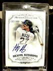 2012 ANTHONY RIZZO TOPPS MUSEUM COLLECTION ARCHIVES AUTO #151 399 AA-AR PRISTINE