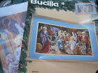 Bucilla NATIVITY Needlepoint Christmas Picture Kit  Nancy Rossi 60735