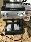Hamilton Beach Espresso Machine 40715 Coffee Maker 15 Bar