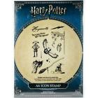 HARRY POTTER Hogwarts Collection Clear Unmounted Rubber Stamp Set DUS2345 New