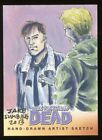 2012 Cryptozoic The Walking Dead Comic Book Trading Cards 27
