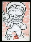 Top 10 2012 Topps Mars Attacks Sketch Card Sales 15