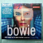 Best Of Bowie RARE UK M! 2-CD+DVD Ziggy Stardust And The Spiders From Mars David