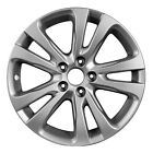 02511 New Compatible Aluminum Wheel Fits 2015 2017 Chrysler 200 17x75 Silver