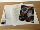 Used in Shop - Press Kit Reverso Duetto Jaeger-Lecoultre - French - Used