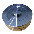 Highly Sealed Steel Benzine Cup Wahs Pot for Cleaning Watch Movement Parts
