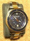 Victorinox Maverick Chronograph Blue Dial Stainless Steel Men's Swiss ArmyWatch