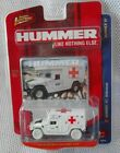 HUMMER H1 AMBULANCE Johnny White Lightning CHASE 2008 HUMMER R1 2 Series 164