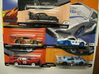 HOTWHEELS CAR CULTURE SILHOUETTES SET OF 5 NEW