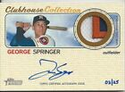 George Springer Autographs Added to 2014 Topps Products 7