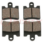 Front Ceramic Brake Pads 2003-2006 Suzuki AN400S Burgman Type S Set Full Kit ig