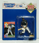 JULIO FRANCO Kenner Starting Lineup MLB SLU 1995 Figure & Card Chicago White Sox