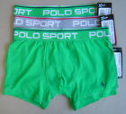POLO SPORT RALPH LAUREN Set of 3 S X-TEMP CLIMATE PERFORMANCE BOXER BRIEF L146
