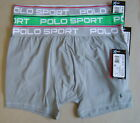 POLO SPORT RALPH LAUREN Set of 3 L X-TEMP CLIMATE PERFORMANCE BOXER BRIEF L146