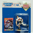 MIKE MUSSINA Starting Lineup MLB SLU 1995 Action Figure & Card Baltimore Orioles