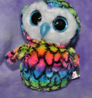 TY Beanie Boo Boo's Claire's Exclusive Aria the Owl  6