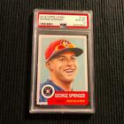 Top George Springer Prospect Cards 36