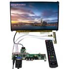 133 N133HSE 1920x1080 EDP IPS LED Screen+TV HDMI VGA CVBS LCD Controller Board