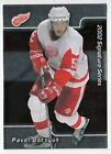 Pavel Datsyuk Cards, Rookie Cards and Autographed Memorabilia Guide 38