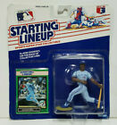 GEORGE BELL Kenner Starting Lineup MLB SLU 1989 Figure & Card Toronto Blue Jays