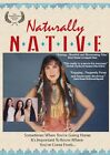 Naturally Native DVD Pequot Tribal Nation Native American Brand New Sealed OOP