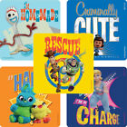 20 Toy Story 4 STICKERS Party Favors Supplies for Birthday Treat Loot Bags