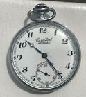 Vintage Cortebert Pocket Watch Cal 616 Excellent Condition Works Smoothly