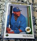Gary Sheffield Rookie Cards and Autographed Memorabilia Guide 24