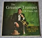 The Greatest Trumpet Of Them All Dizzy Gillespie Octet Verve Records 12LP