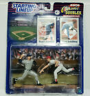 ROGER CLEMENS / CURT SCHILLING Starting Lineup SLU 2000 Classic Doubles Figures