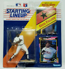 CECIL FIELDER - Starting Lineup MLB 1992 SLU Figure, Poster, Card DETRIOT TIGERS