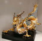 Lladro 1973 GREAT DRAGON GOLDEN Perfect Condition Base Incluided Limited Edition
