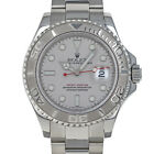 Rolex 16622 A Yachtmaster Platinum YM Stainless Steel Swiss Automatic Watch