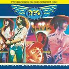 Reo Speedwagon - Live-You Get What You Play For (CD Used Very Good)