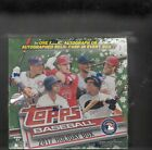 1 LOT 2017 TOPPS BASEBALL HOLIDAY BOX -FACTORY SEALED 5BOXES -100 CARDS -1 AUTO