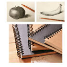 Useful Notepad Spiral Pad Book Lined Paper Notebook Journal Sketch Book School
