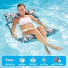 Pool Float For Adults Floaties Floaters Inflatable Lounge Chair Hammock Lounger