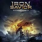 IRON SAVIOR: TITANCRAFT [CD]