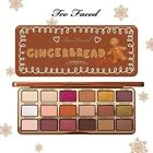 Too Faced Gingerbread Spice Limited Edition Eye Shadow Palette New In Box