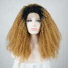 US Fuzzy Afro Black Mixed Brown 24