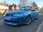 LARGER PHOTOS: 2007 SAAB 9-3 93 AERO 210BHP CONVERTIBLE HPI CLEAR SAAB SERVICE HISTORY