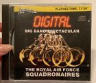 The Royal Air Force Squadronaires Big band Spectacular CD 1987