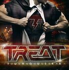 Treat - Tunguska (CD Used Very Good)