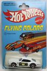 Hot Wheels 164 Scale 1975 Flying Colors Series POLICE CRUISER REDLINE