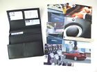 BMW E46 Compact 320td Operator's Manual Leather Case 01400156566