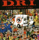 D.R.I. - Live At Cbgb's 1984 (CD Used Very Good)